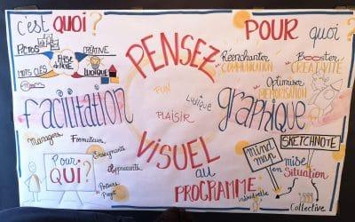 """Stages """"PENSEZ VISUEL"""" avec Cécile et Vanessa"""